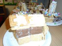 Year 5 - Gingerbread Houses