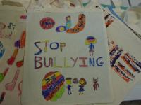 Year 3 - Anti-bullying Tote Bags