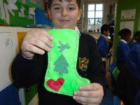Year 4 - Christmas Stockings
