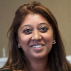 Alka Varsani - parent governor