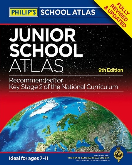 Junior School Atlas