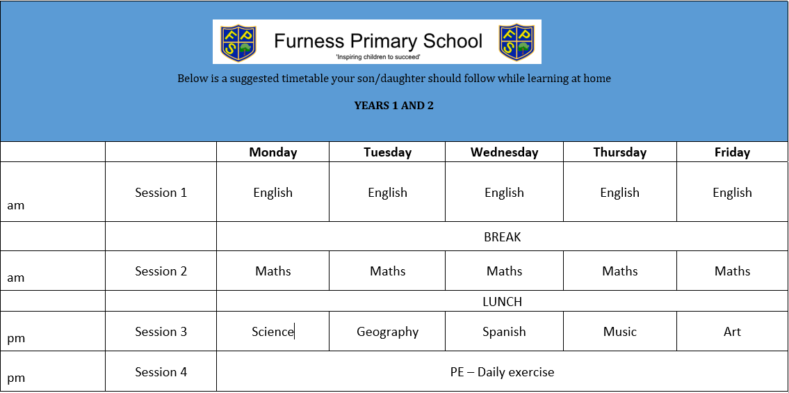 y1 and 2 timetable(1)